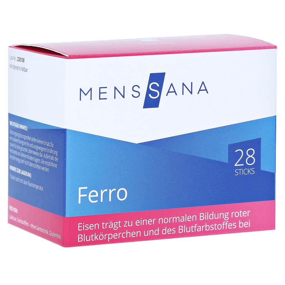 ferro-menssana-pulver-28x2-gramm