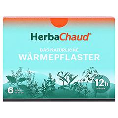 HERBACHAUD Wärmepflaster 6 Stück - Vorderseite