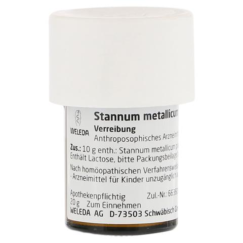 STANNUM METALLICUM praeparatum D 12 Trituration 20 Gramm N1