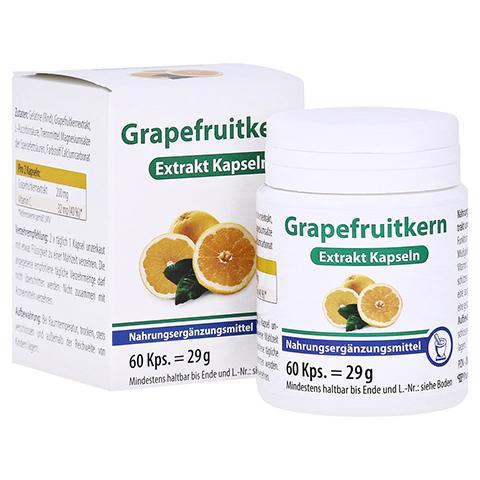 GRAPEFRUIT KERN Extrakt Kapseln 60 Stück