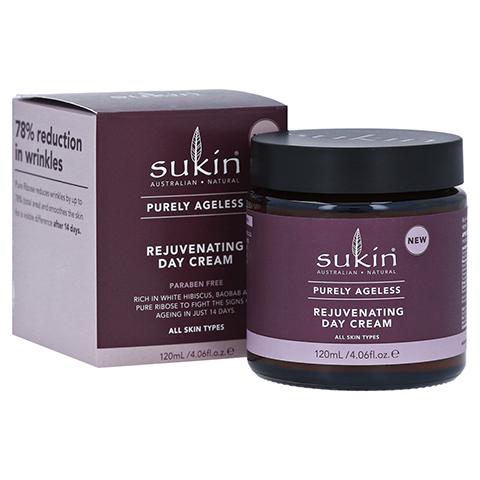 SUKIN Purely Ageless rejuvenating day Cream 120 Milliliter