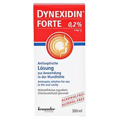 Dynexidin Forte 0,2% 300 Milliliter - Vorderseite