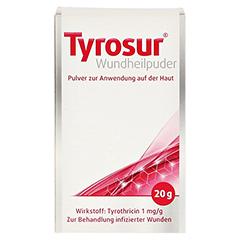 Tyrosur Wundheilpuder 20 Gramm N2 - Vorderseite