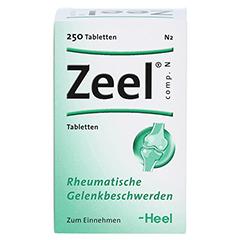ZEEL comp.N Tabletten 250 Stück N2 - Vorderseite