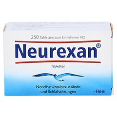 NEUREXAN Tabletten 250 Stück N2 - Vorderseite