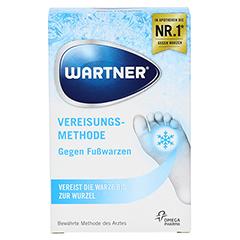 WARTNER Fußwarzen Spray 50 Milliliter - Vorderseite