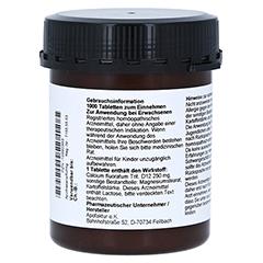 SCHÜSSLER Nr.1 Calcium fluoratum D 12 Tabletten 1000 Stück - Linke Seite