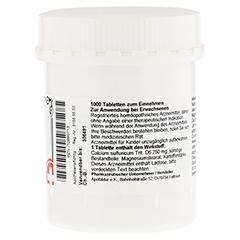 SCHÜSSLER Nr.12 Calcium sulfuricum D 6 Tabletten 1000 Stück - Linke Seite