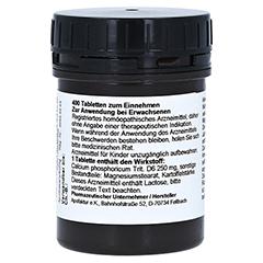 SCHÜSSLER Nr.2 Calcium phosphoricum D 6 Tabletten 400 Stück - Linke Seite