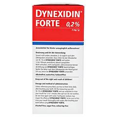 Dynexidin Forte 0,2% 300 Milliliter - Linke Seite