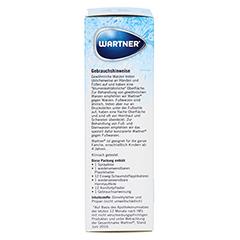 WARTNER Fußwarzen Spray 50 Milliliter - Linke Seite