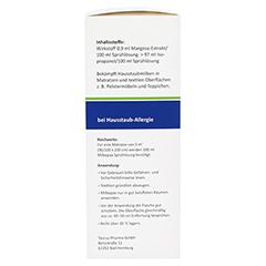 MILBOPAX Milbenspray Sprühlösung 500 Milliliter - Linke Seite