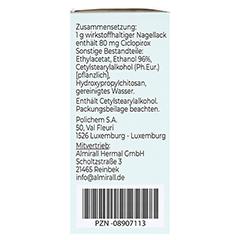 Ciclopoli gegen Nagelpilz 3.3 Milliliter N1 - Linke Seite
