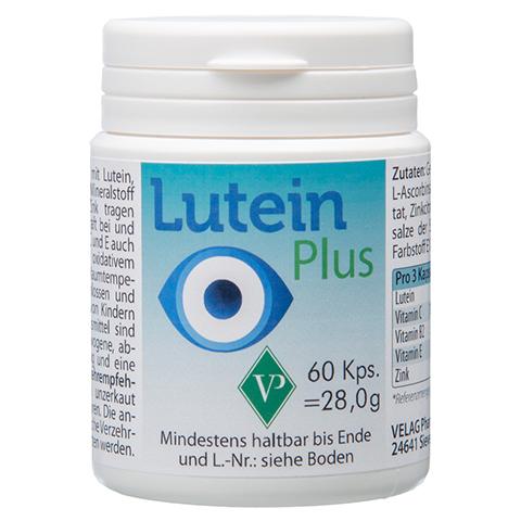 LUTEIN 6 mg plus Kapseln 60 Stück