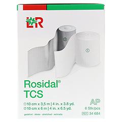 ROSIDAL TCS UCV 2-Komp.Kompressionssystem 6x2 6 Stück - Rechte Seite