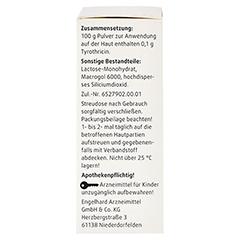 Tyrosur Wundheilpuder 20 Gramm N2 - Rechte Seite