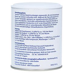 Tannolact 40% Badezusatz Dose 150 Gramm N2 - Rechte Seite
