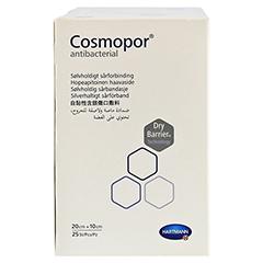 COSMOPOR Antibacterial 10x20 cm 25 Stück - Rechte Seite