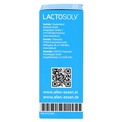 LACTOSOLV Kapseln 60 Stück - Rechte Seite