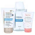 DUCRAY MELASCREEN Photoaging Handcreme LSF 50+ + gratis Avène Hygiene-Set 50 Milliliter