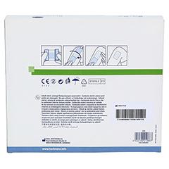COSMOPOR steril 15x15 cm 25 Stück - Rückseite