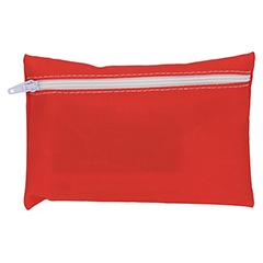 ERSTE HILFE Tasche Schulranzen orange 1 Stück - Rückseite