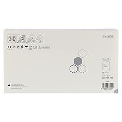 COSMOPOR Antibacterial 10x20 cm 25 Stück - Rückseite