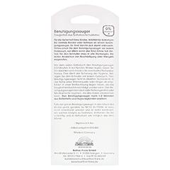 SAUGER Kirsche klein gr.Scheibe flieder 102919 1 Stück - Rückseite