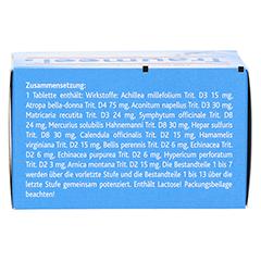 TRAUMEEL S Tabletten 250 Stück N2 - Oberseite