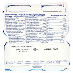 FRESUBIN 2 kcal Fibre DRINK Schokolade Trinkfl. 4x200 Milliliter - Unterseite