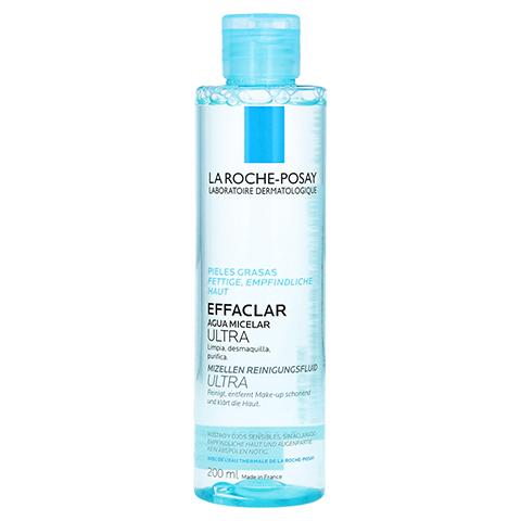 La Roche-Posay Effaclar Mizellen Reinigungsfluid Ultra 200 Milliliter