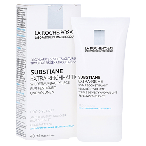 ROCHE POSAY Substiane extra-riche 40 Milliliter