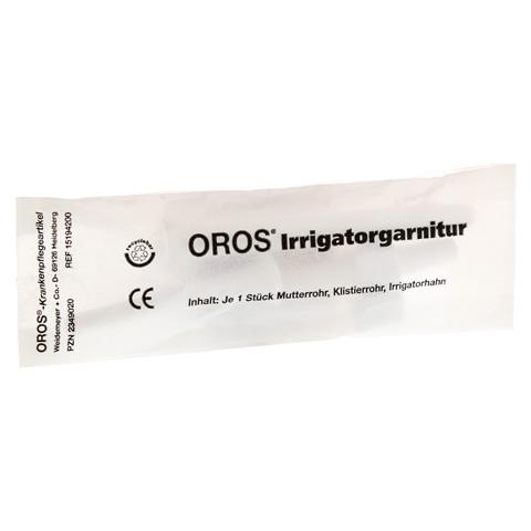 IRRIGATOR GARNITUR 3teilig OROS 1 Stück