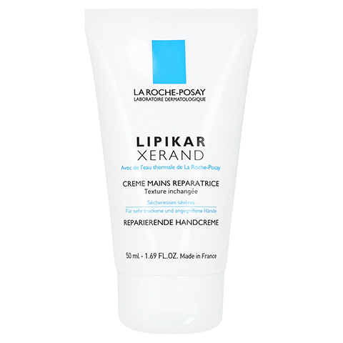 La Roche-Posay Lipikar Xerand Handcreme 50 Milliliter