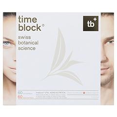 TIMEBLOCK Kapseln 120 Stück - Vorderseite
