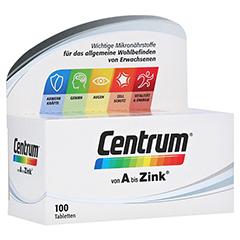 CENTRUM A-Zink+FloraGlo Lutein Caplette 100 Stück