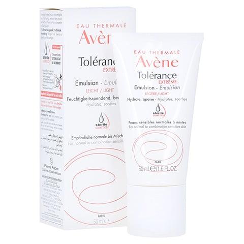AVENE Tolerance Extreme Emulsion norm.Haut DEFI 50 Milliliter