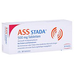 ASS STADA 500mg 30 Stück N2