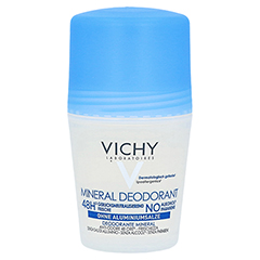 Vichy Deo Mineral-Deodorant Roll-on 48h 50 Milliliter