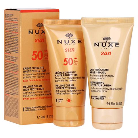 NUXE Sun Creme Visage LSF 50 50 Milliliter