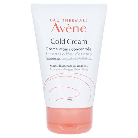 AVENE Cold Cream Intensiv-Handcreme 50 Milliliter