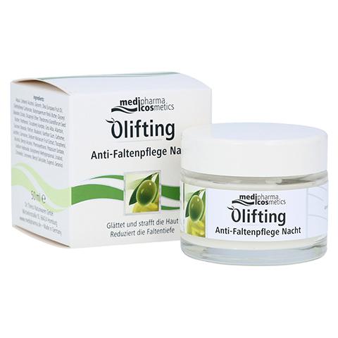 Olivenöl Olifting Anti-Faltenpflege Nachtcreme 50 Milliliter