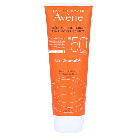 AVENE SunSitive Sonnenmilch SPF 50+ 250 Milliliter
