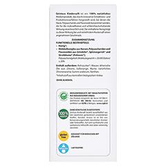 GRINTUSS Kindersaft mit Poliresin 128 Gramm - Rückseite