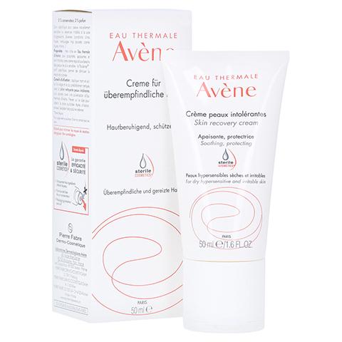 AVENE Creme für überempfindliche Haut 50 Milliliter
