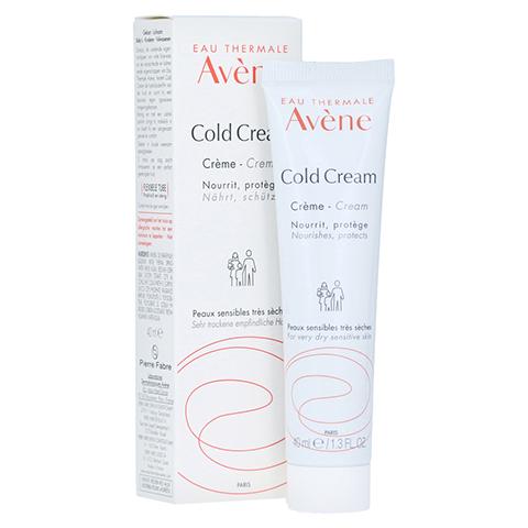 Avène Cold Cream Creme 40 Milliliter
