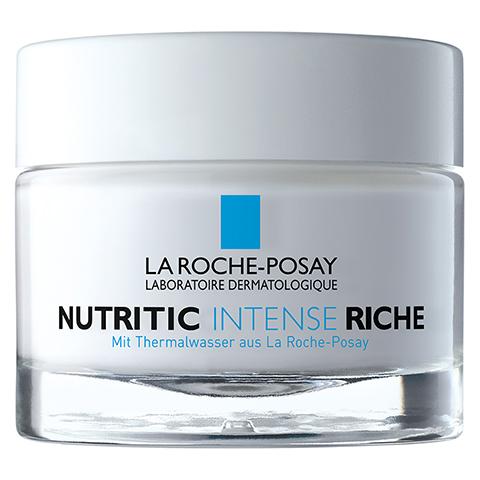 La Roche-Posay Nutritic Intense Riche Wiederherstellende Aufbaupflege 50 Milliliter