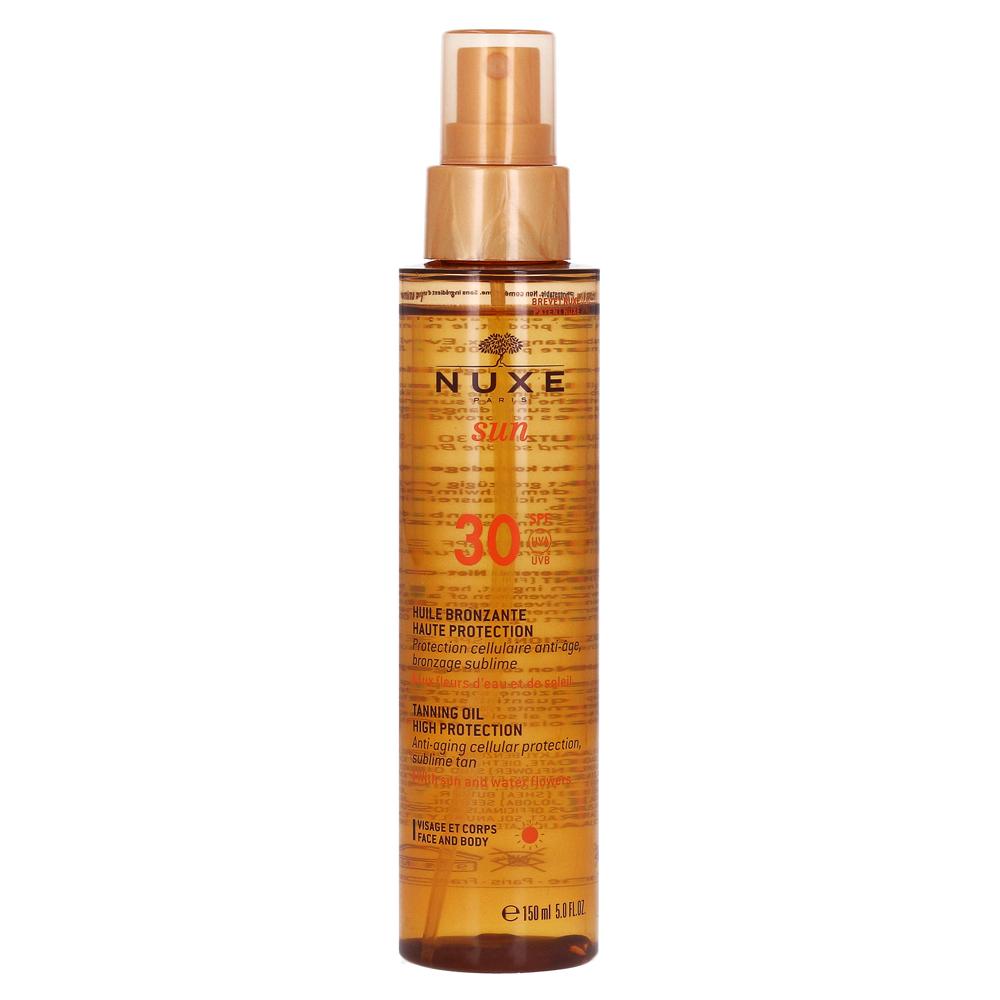 nuxe-sun-huile-bronzante-visage-corps-lsf-30-150-milliliter