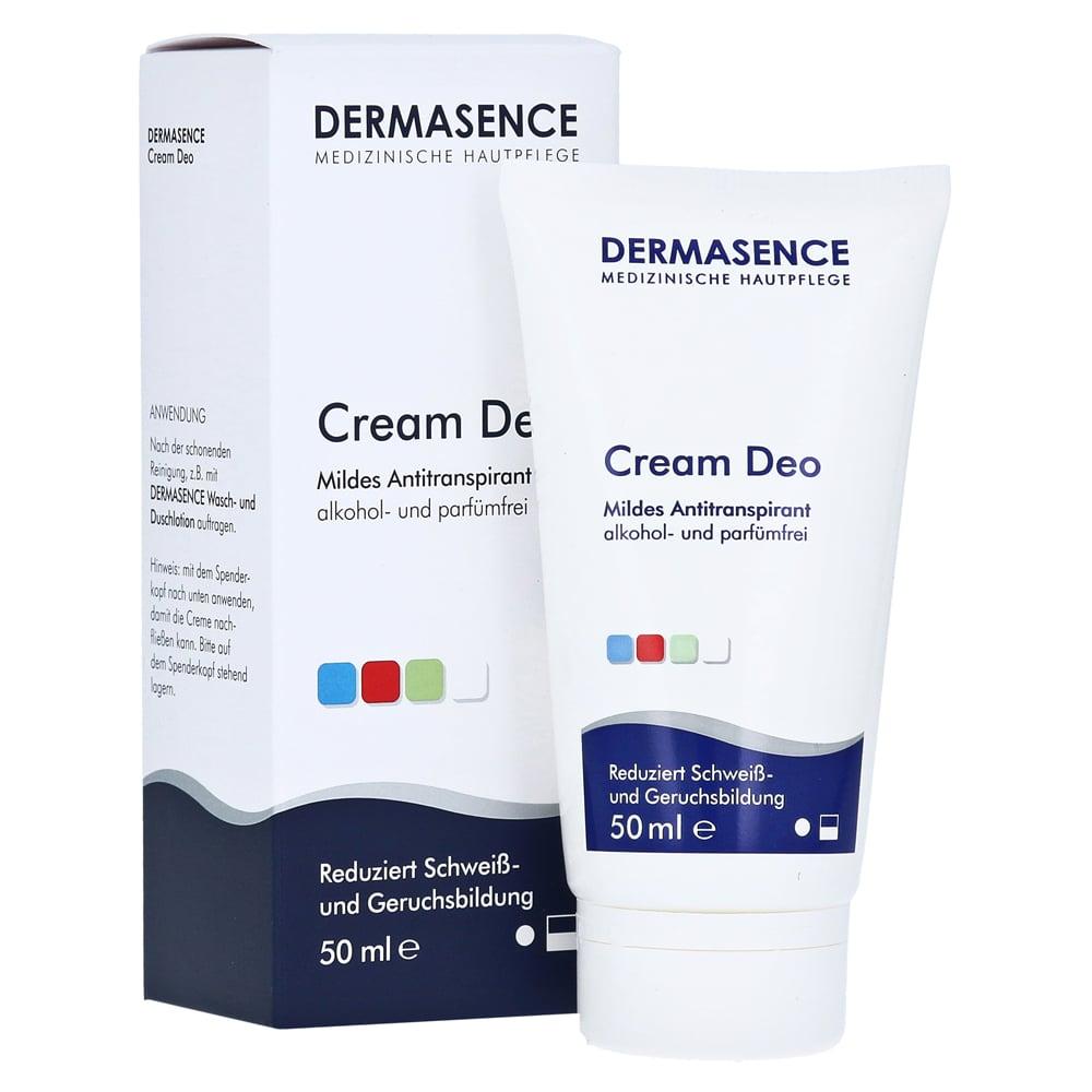 dermasence-cream-deo-50-milliliter, 9.89 EUR @ medpex-de