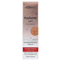 HYALURON LIFT Foundation LSF 30 soft bronze 30 Milliliter - Vorderseite